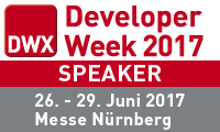 I'm a speaker at Developer Week
